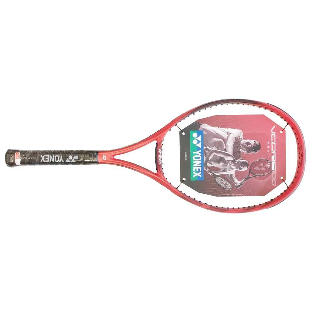Vコア 100 2018(VCORE 100 2018)【ヨネックス Yonex テニスラケット】【18VC100YX 海外正規品】
