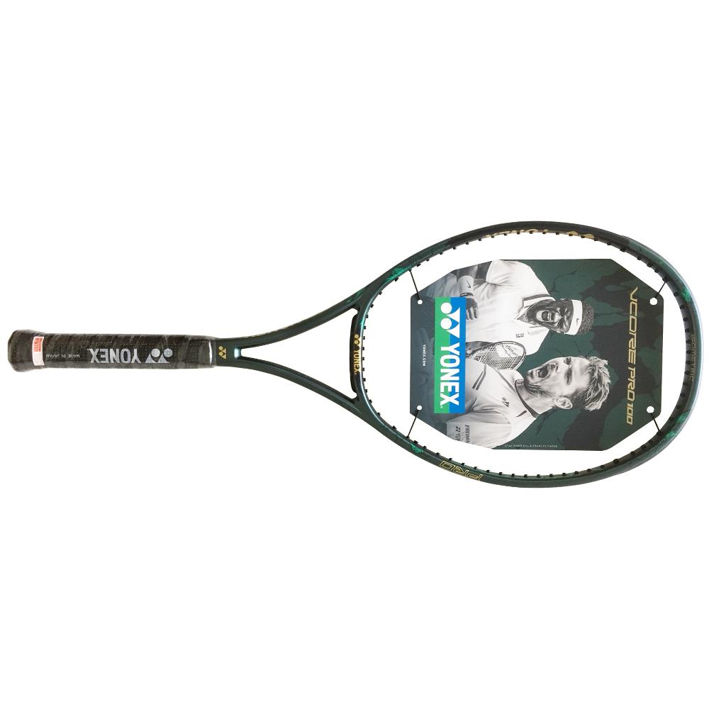 Vコア プロ 100 2019 マットグリーン(V CORE PRO 100 MATG)【ヨネックス Yonex テニスラケット】【02VCP100YX 海外正規品】