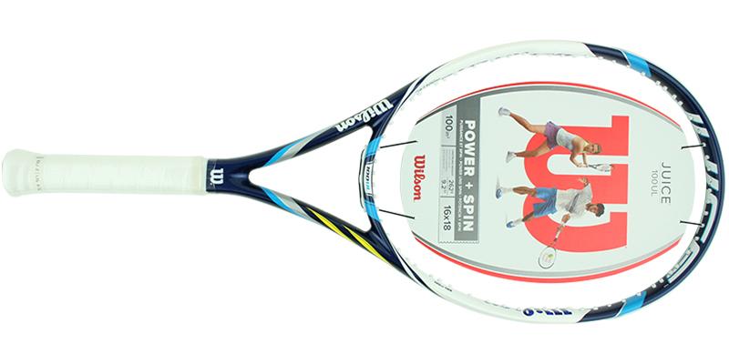 ジュース 100UL ( JUICE 100UL )【 ウィルソン wilson テニスラケット 】【 WRT71931 海外正規品 】