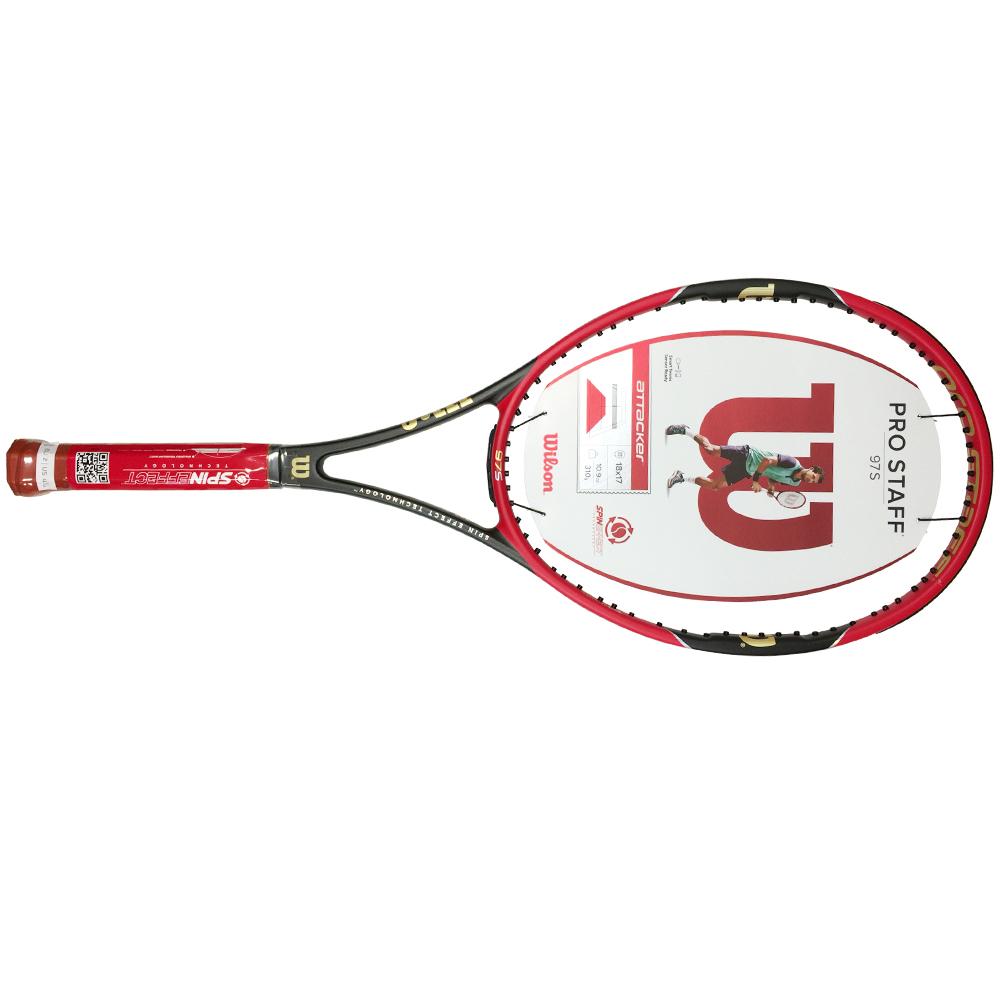 プロスタッフ 97S(PRO STAFF 97S)【ウィルソン Wilson テニスラケット】【WRT73011 海外正規品】