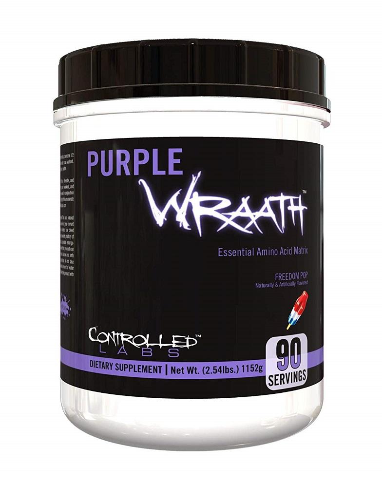 新フレーバー登場 Controlled Labs Purple Wraath Freedom Pop コントロールラブ パープルラース フリーダム ポップ 90回分 eaa / bcaa