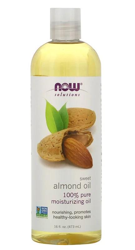 473ml スイートアーモンドオイル - Now Foods Sweet Almond Oil oz お洒落 ヘアケア ボデーケア 海外通販 フェイシャルケア 16 直営店 スキンケア