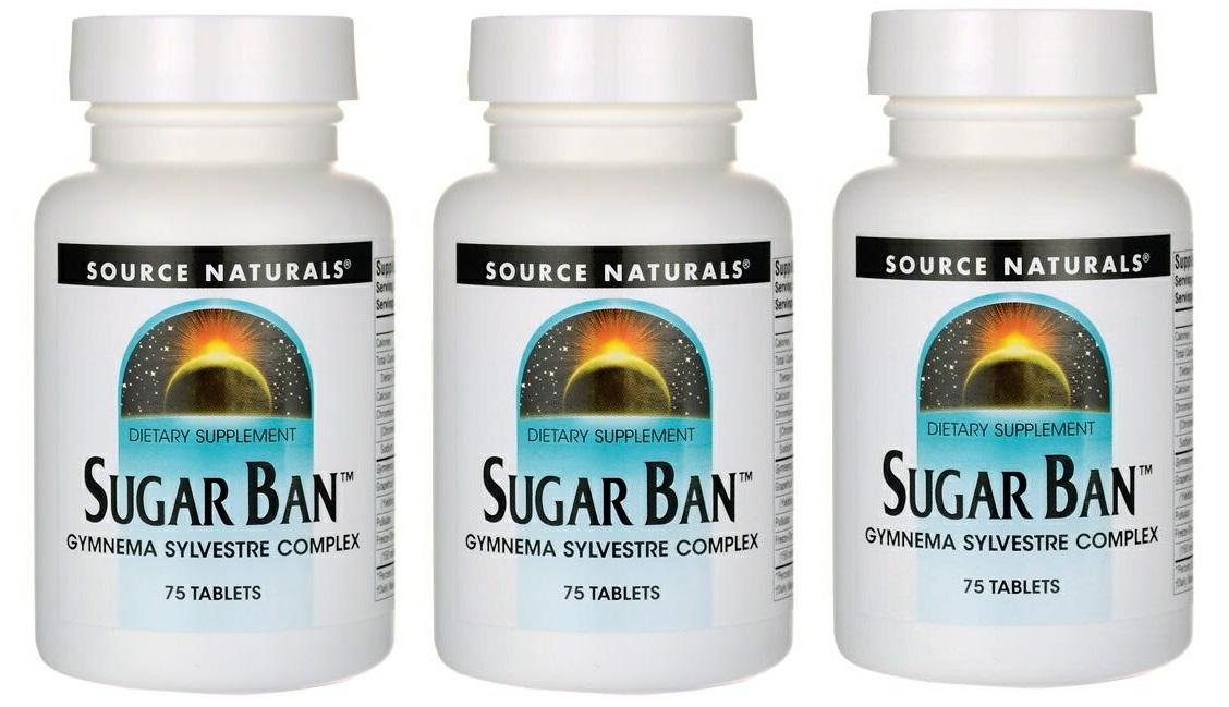 3本セット シュガーバン 75タブレット - Ban SALE tabs 75 価格交渉OK送料無料 Sugar