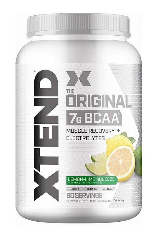 サイベーション エクステンド BCAA レモンライムスクウィーズ味 90回分 - SCIVATION XTEND Lemon-Lime Squeeze 90serving -