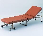 【無料健康相談 対象製品】【ナビス】省スペースベッドAU60-50BRN