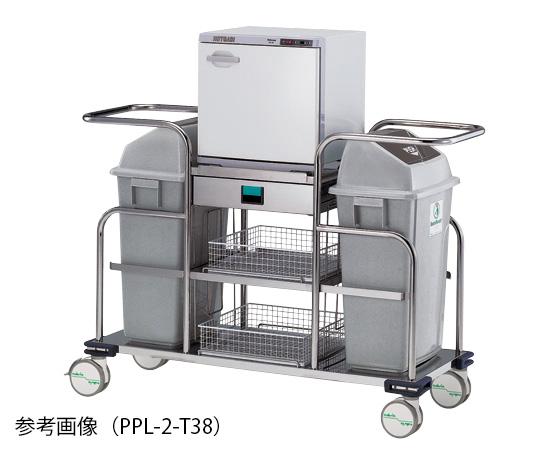【無料健康相談 対象製品】【ナビス】清拭オムツ交換車 PPL-2-J16M