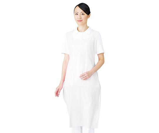 【無料健康相談付】【ナビス】HPCロールエプロンBOX ホワイト