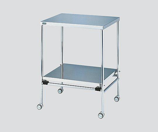【無料健康相談 対象製品】【ナビス】器械卓子(重ね収納型) NSW-N