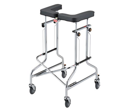 【無料健康/介護相談サービス対象製品】【ナビス】歩行器1S-T型 抵抗器付