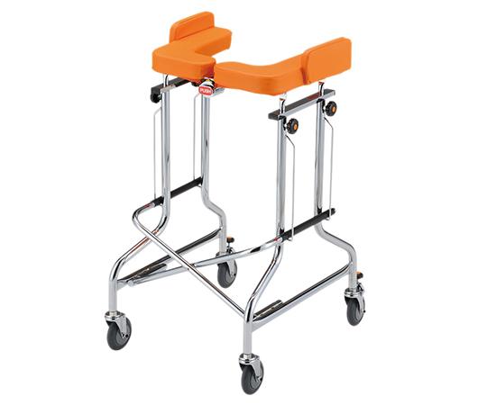 【無料健康/介護相談サービス対象製品】【ナビス】歩行器1G-T型 抵抗器付