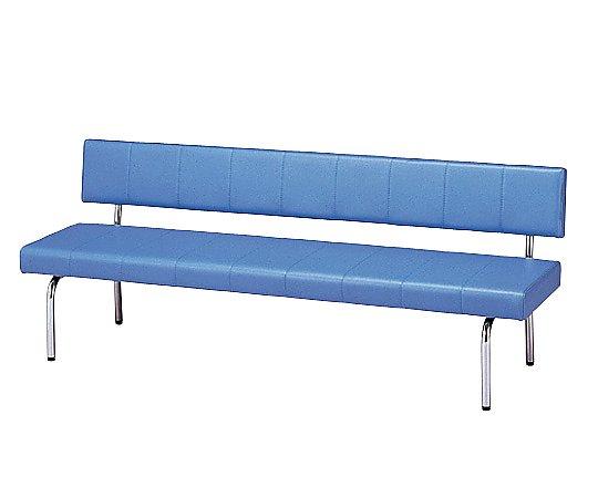 【無料健康相談 対象製品】【ナビス】長椅子 DL-60BL 背付 【fsp2124-6m】【02P06Aug16】