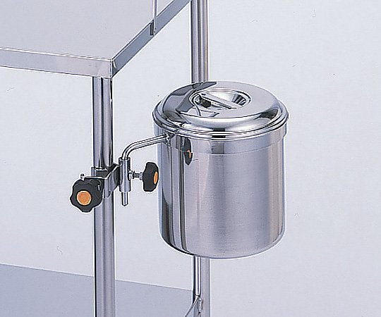 【ナビス】汚物缶受け金具 160φ