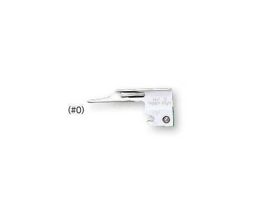 【無料健康相談 対象製品】【ナビス】喉頭鏡ミラー型#0 53mm68060