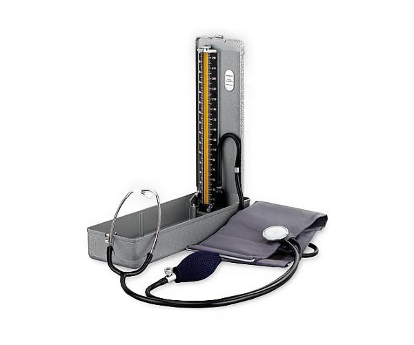 【無料健康相談 対象製品】【ナビス】聴診器付水銀血圧計 No611 【fsp2124-6m】【02P06Aug16】