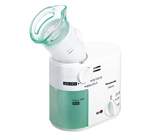 【ナビス】スチーム吸入器 EW-6400P-W 【fsp2124-6m】【02P06Aug16】