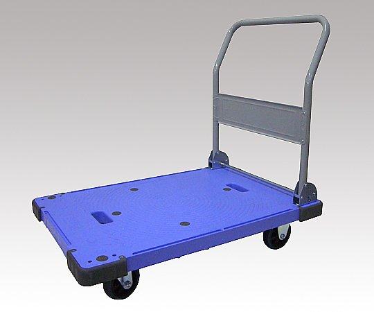 【無料健康相談付】【ナビス】静音樹脂運搬車 DSK301(静音)