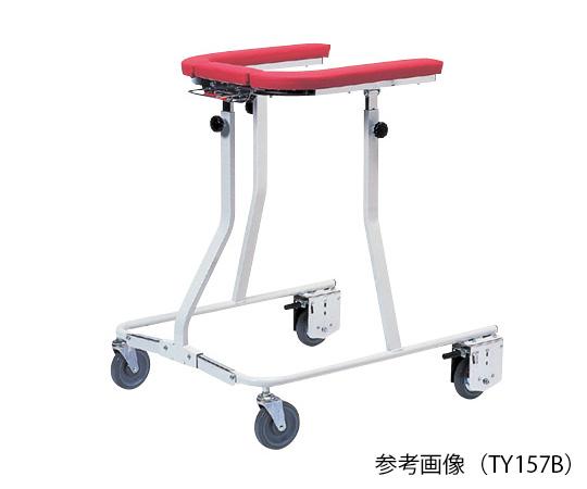 【無料健康相談 対象製品】【ナビス】折りたたみ式歩行車抵抗器付 TY157B