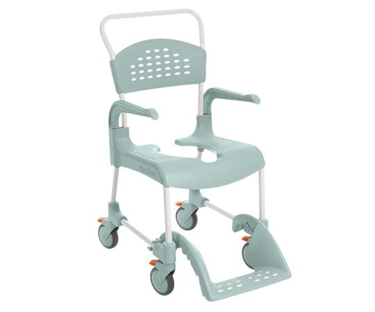【専門家による1年間の無料介護相談付】【ナビス】トイレット・シャワー用車椅子RT1200 【fsp2124-6m】【02P06Aug16】