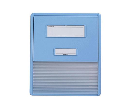 【ナビス】カードインデックス HC111C ブルー
