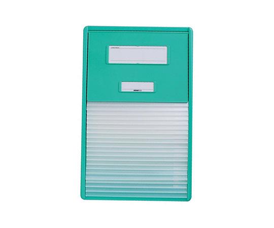 【無料健康相談 対象製品】【ナビス】カードインデックス HC112Cグリーン