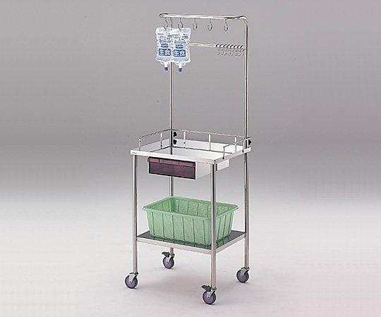 【無料健康相談 対象製品】【ナビス】コンパクト点滴処置車 ET-01 【fsp2124-6m】【02P06Aug16】