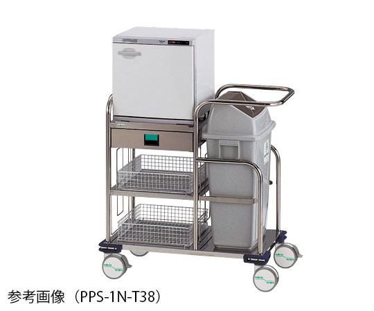 【無料健康相談付】【ナビス】清拭オムツ交換車 PPS-1N-J16II
