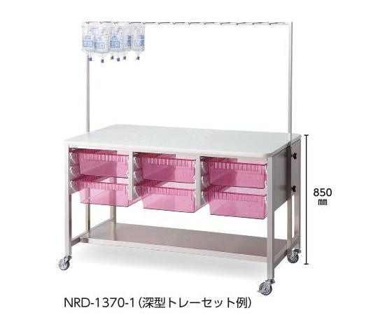 【無料健康相談 対象製品】【ナビス】点滴処置台 NRD-1370-1 【fsp2124-6m】【02P06Aug16】