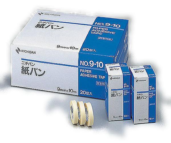【ナビス】ニチバン紙バンNO9-10 十巻×20箱