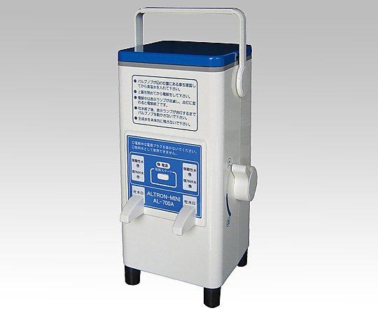 【無料健康相談付】【ナビス】ポータブル強酸性水生成器 AL-700A