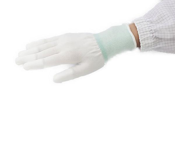 PUクール手袋オーバーロック指先L 大箱