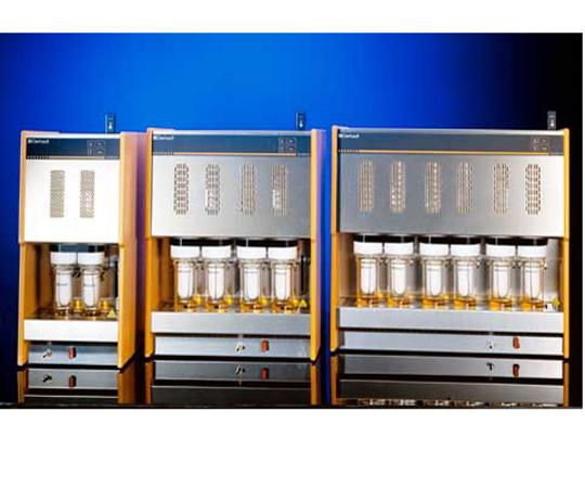 【アズワン】ソックスレー抽出装置SOX416自動6連【送料別途御見積】