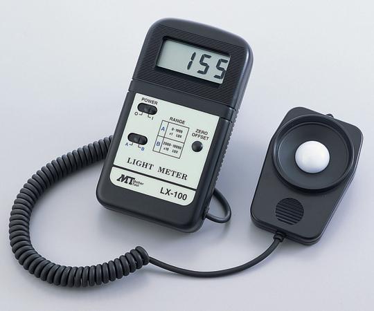 【アズワン】照度計 LX-100