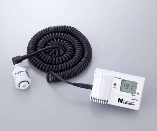 窒素濃度計 AJX-N2BR 【アズワン】