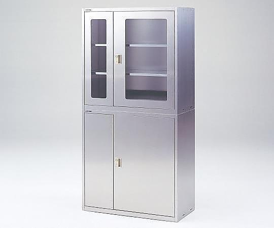 耐震薬品庫(薄型)W900S 窓なし 【アズワン】【02P06Aug16】
