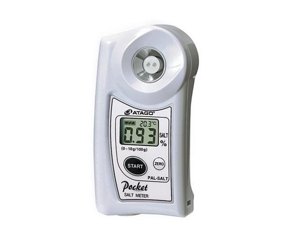 【アズワン】デジタル塩分計 PAL-SALT