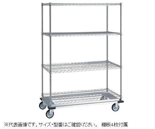 スーパーエレクター LS610Sドーリー 【アズワン】