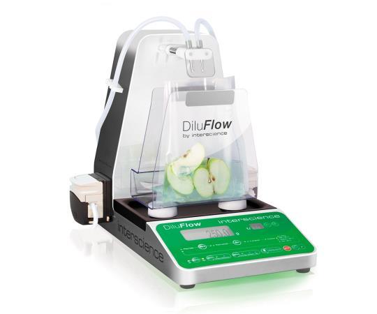 【アズワン】DiluFlowPro シングルポンプ