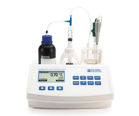 【アズワン】酸度/pH測定器HI 84532
