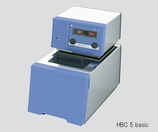 【アズワン】高温恒温水槽HBC 5 basic