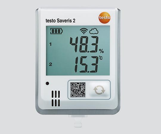 【アズワン】クラウド温度温湿度ロガ0572・2004