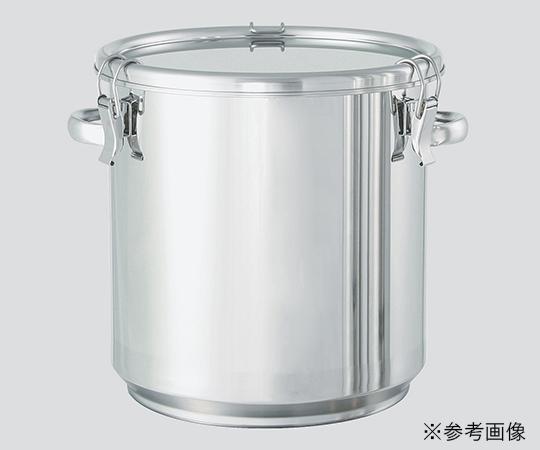 【アズワン】積重ステンレス密閉容器CTH-STA24