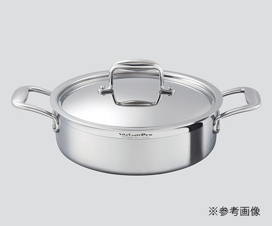 【アズワン】外輪鍋12.0L