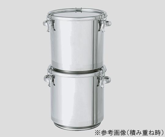 【アズワン】積重ね式密閉容器TP-CTH-STA24
