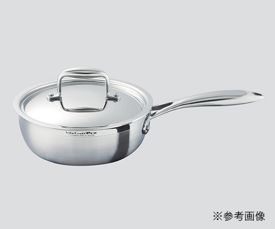 【アズワン】ソテーパン5.5L