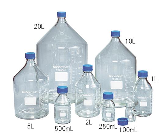 【アズワン】メジューム瓶FB33182