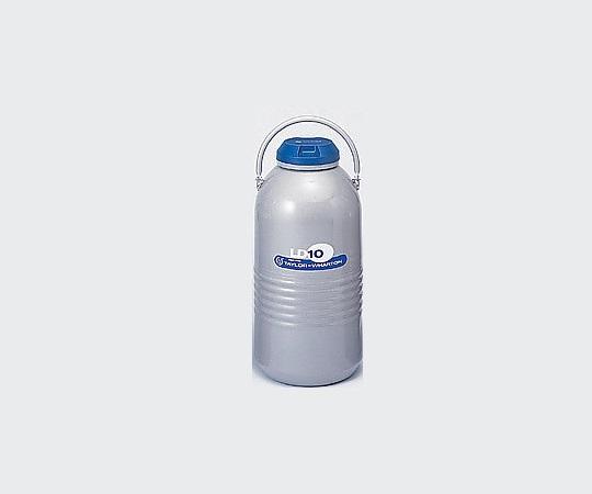【無料健康相談 対象製品】【ナビス】液体窒素用デュワー瓶 10LD
