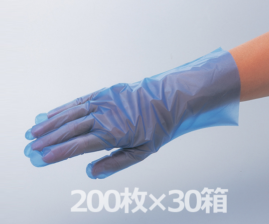 【無料健康相談 対象製品】【ナビス】サニーノール手袋エコロジーS青 ケース売 【fsp2124-6m】【02P06Aug16】