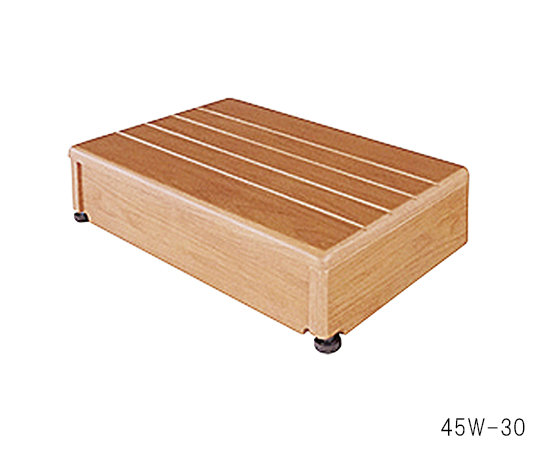 玄関台 (木製) 900×400×120mm