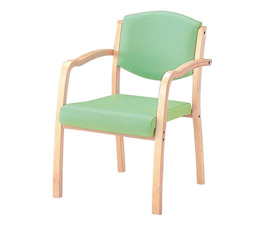 【送料無料】【ナビス】 椅子 HPE-150-V グリーン 【大型品】【02P06Aug16】