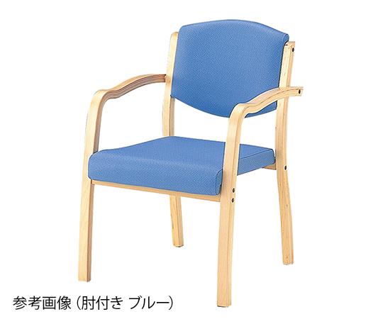 【送料無料】【ナビス】 椅子 HPE-150-V ブルー 【大型品】